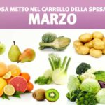 Mangiare di stagione a marzo: quale frutta e verdura offre la natura?