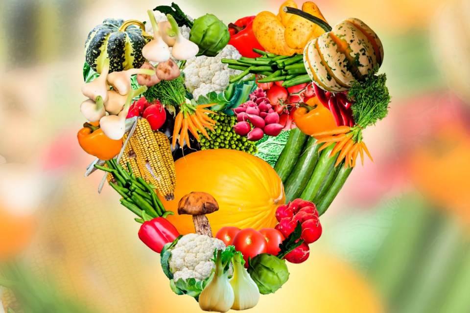 Più energici con la giusta alimentazione